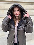 Зимняя куртка пуховик Hailuozi 200-B2, фото 2