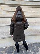 Зимняя куртка пуховик Hailuozi 200-B2, фото 3
