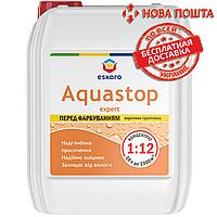 Грунт глубокого проникновения Eskaro Aquastop Expert 10л