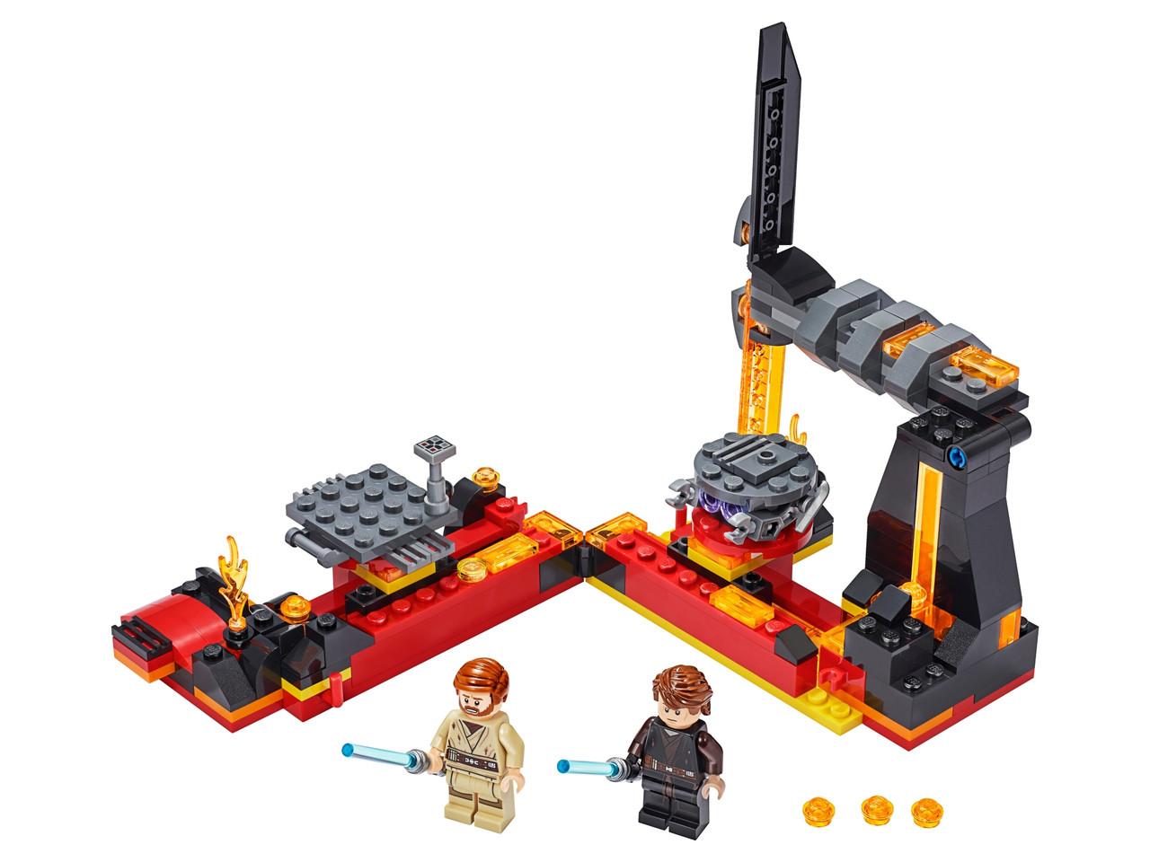 Конструктор LEGO Бой на Мустафаре 208 деталей (75269)