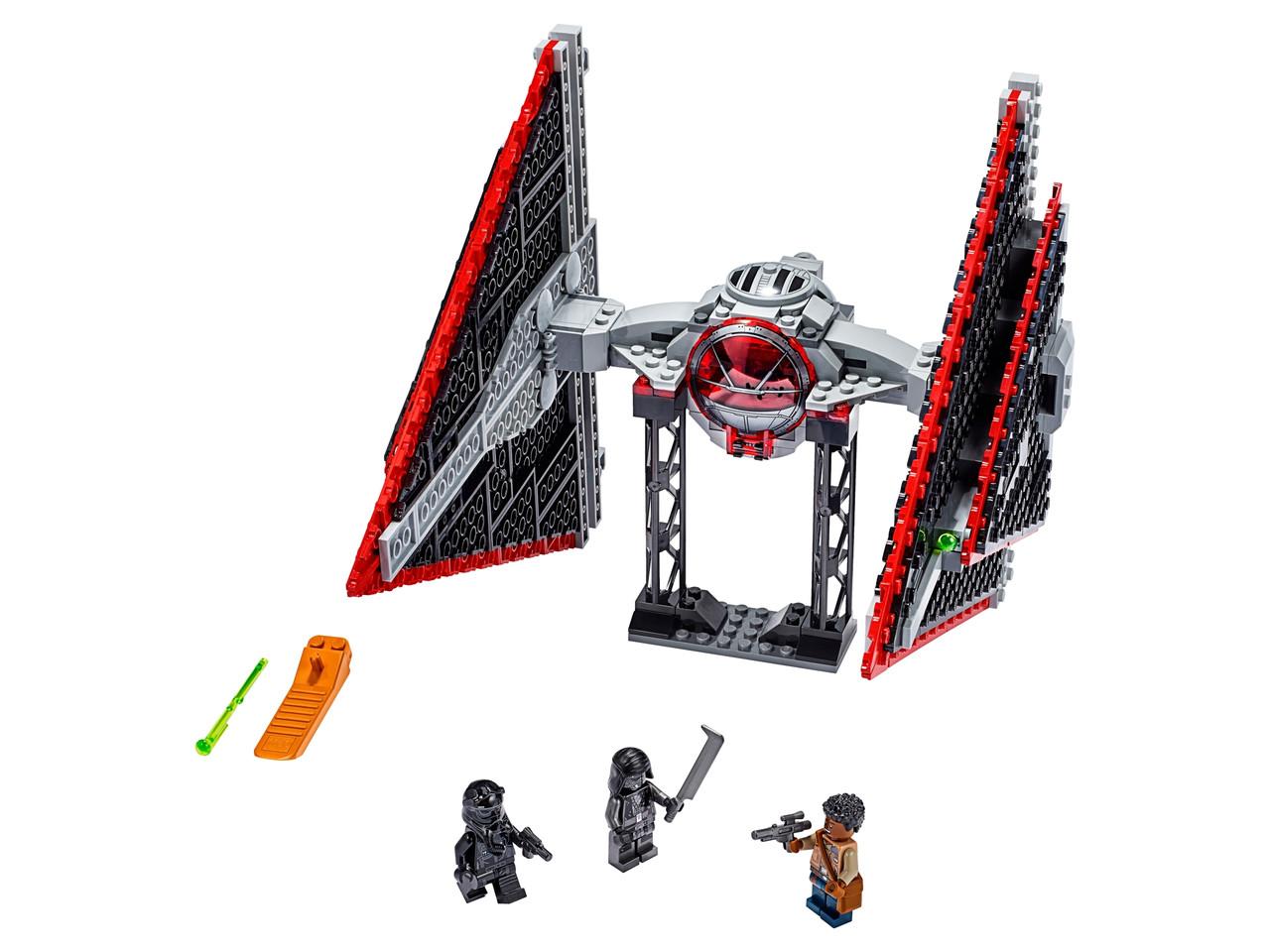 Конструктор LEGO Истребитель СИД ситхов 470 деталей (75272)