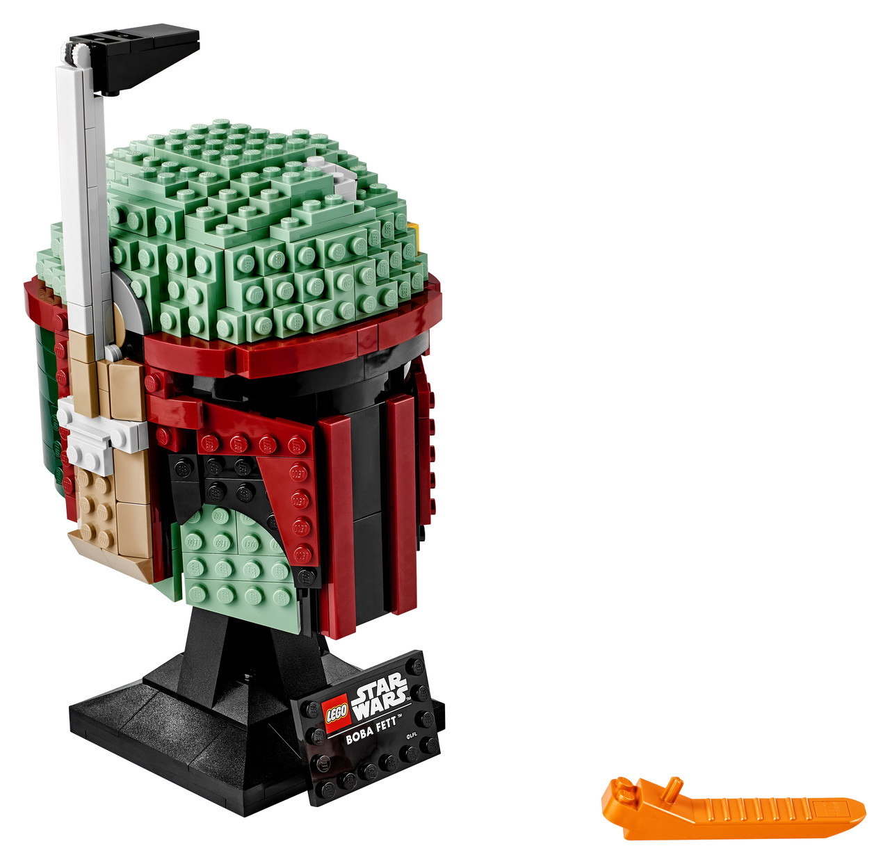 Конструктор LEGO Шлем Бобы Фетта 625 деталей (75277)