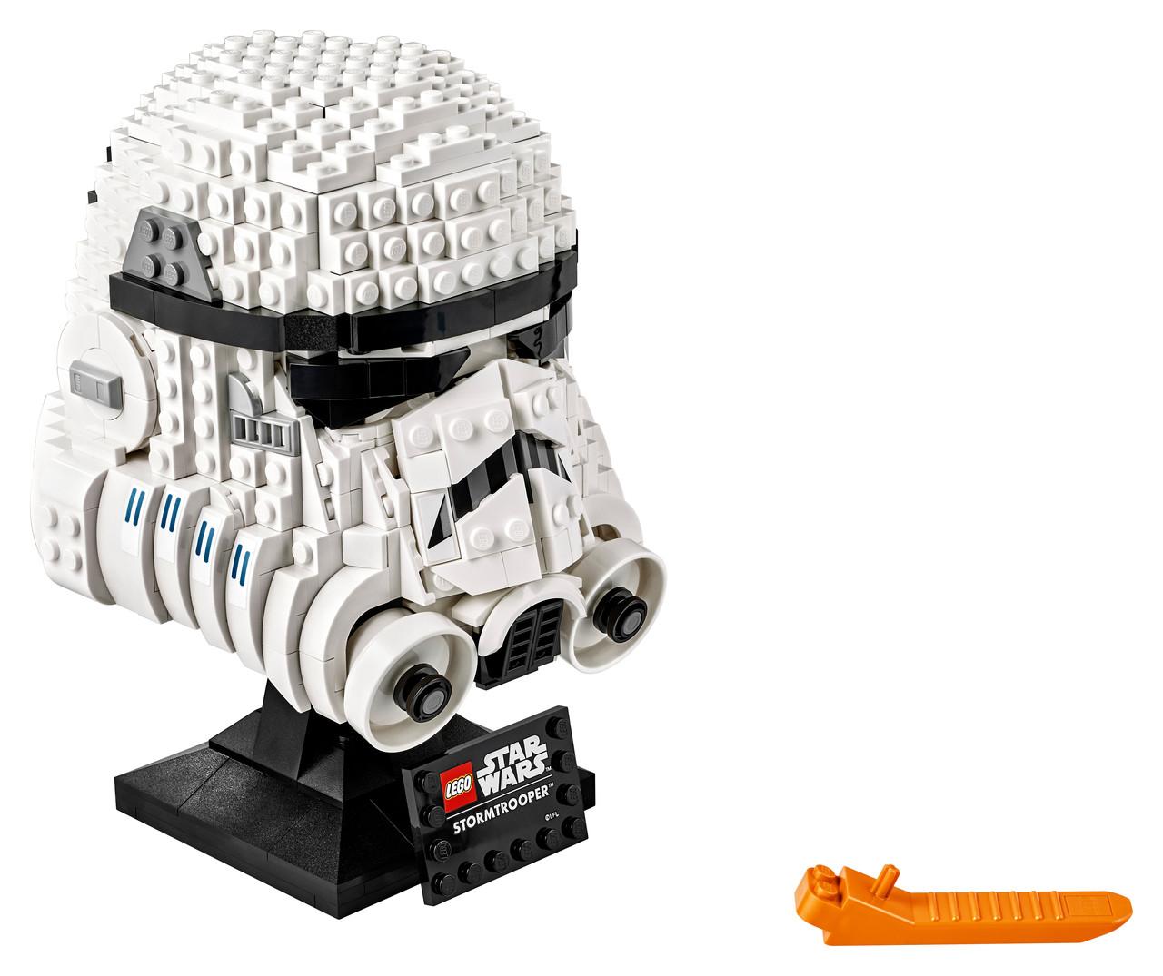 Конструктор LEGO Шлем штурмовика 647 деталей (75276)