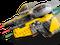 Конструктор LEGO Перехоплювач джедая Анакина 248 деталей (75281), фото 4