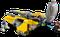 Конструктор LEGO Перехоплювач джедая Анакина 248 деталей (75281), фото 5