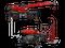 Конструктор LEGO Подъёмный кран для пересечённой местности 4057 деталей (42082), фото 4