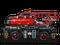 Конструктор LEGO Подъёмный кран для пересечённой местности 4057 деталей (42082), фото 5
