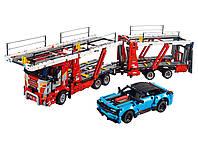 Конструктор LEGO Автовоз 2493 деталей (42098)