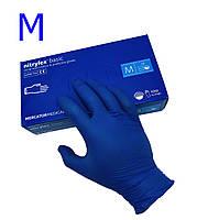 Медицинские перчатки из нитрила Mercator Medical Nitrylex Basic 100 шт M