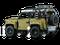 Конструктор LEGO Land Rover Defender 2573 деталей (42110), фото 4
