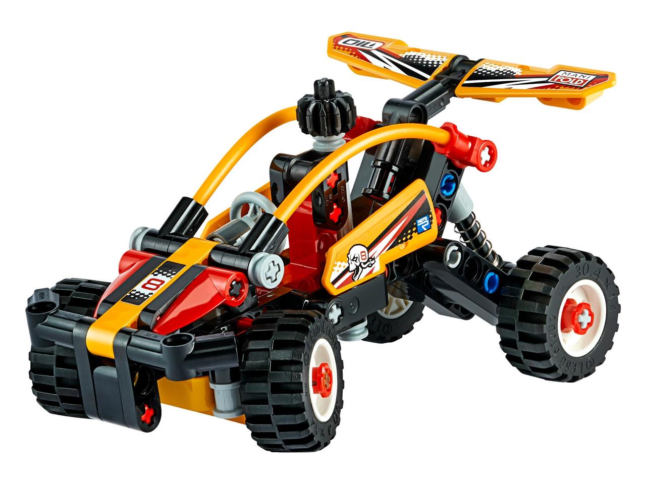 Конструктор LEGO Багги 117 деталей (42101)