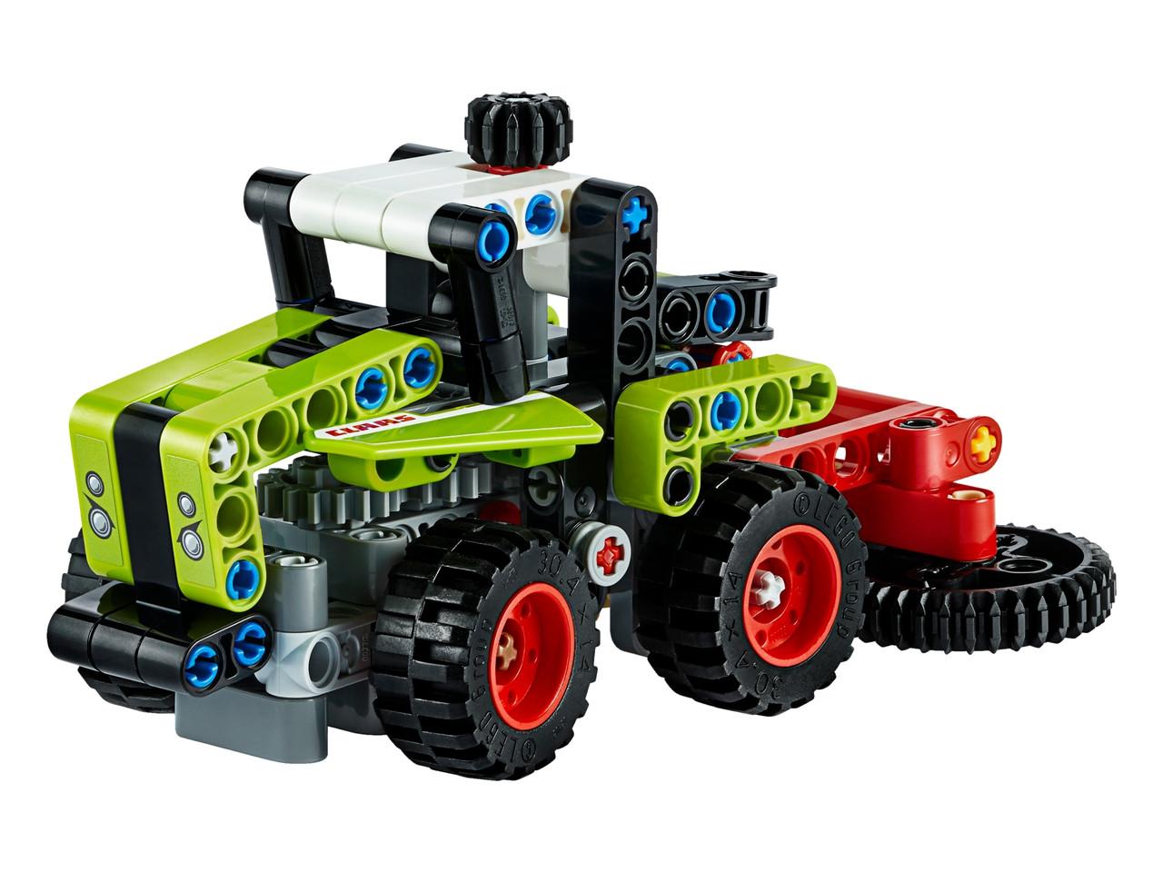 Конструктор LEGO Mini CLAAS XERION 130 деталей (42102)