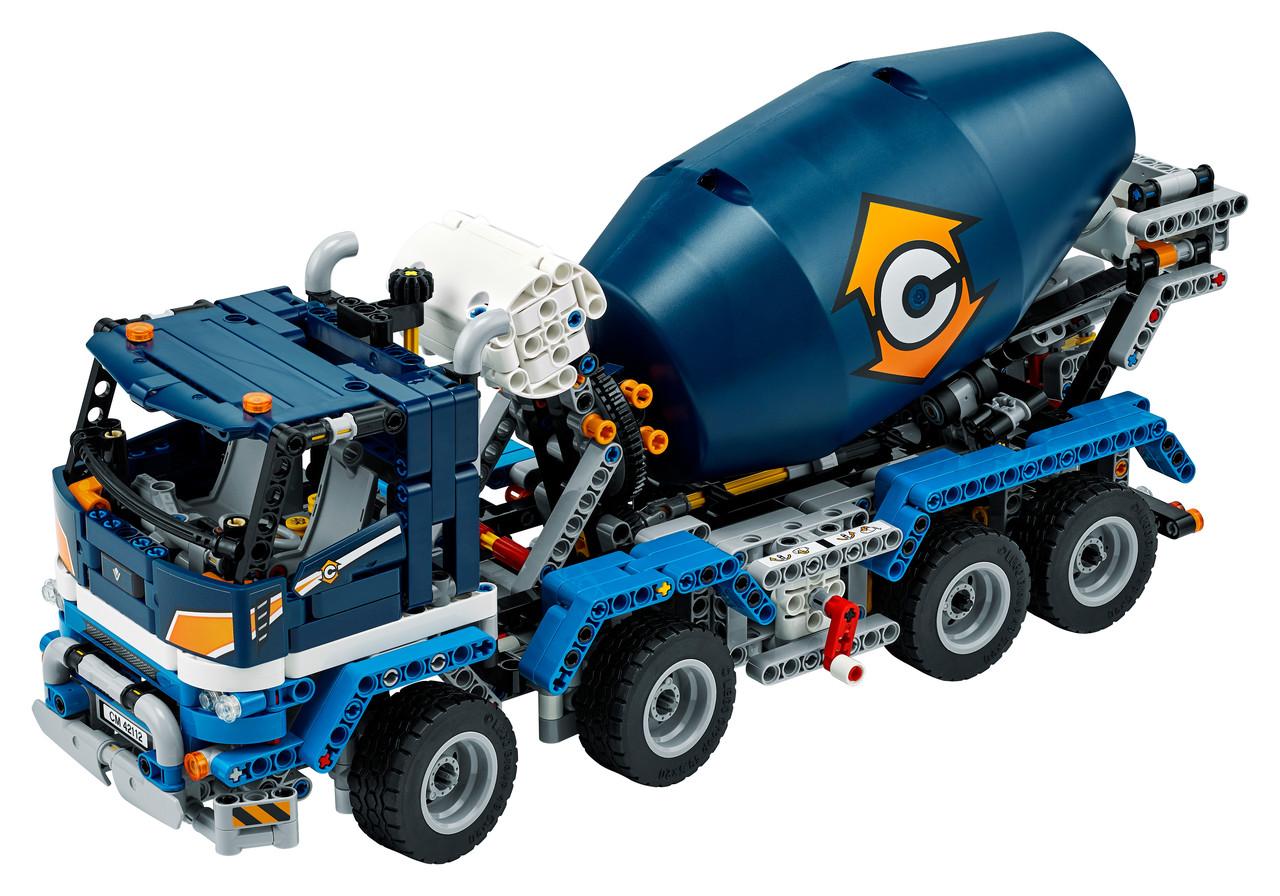 Конструктор LEGO Автобетономішалка 1163 деталей (42112)
