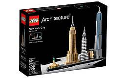 Конструктор LEGO Нью - Йорк 598 деталей (21028)