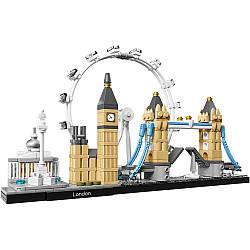Конструктор LEGO Лондон 468 деталей (21034)
