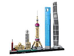 Конструктор LEGO Шанхай 597 деталей (21039)