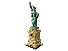 Конструктор LEGO Статуя Свободы 1685 деталей (21042)