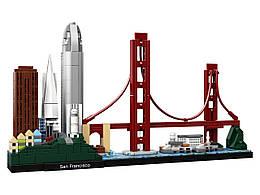 Конструктор LEGO Сан-Франциско 565 деталей (21043)