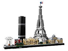 Конструктор LEGO Париж 649 деталей (21044)