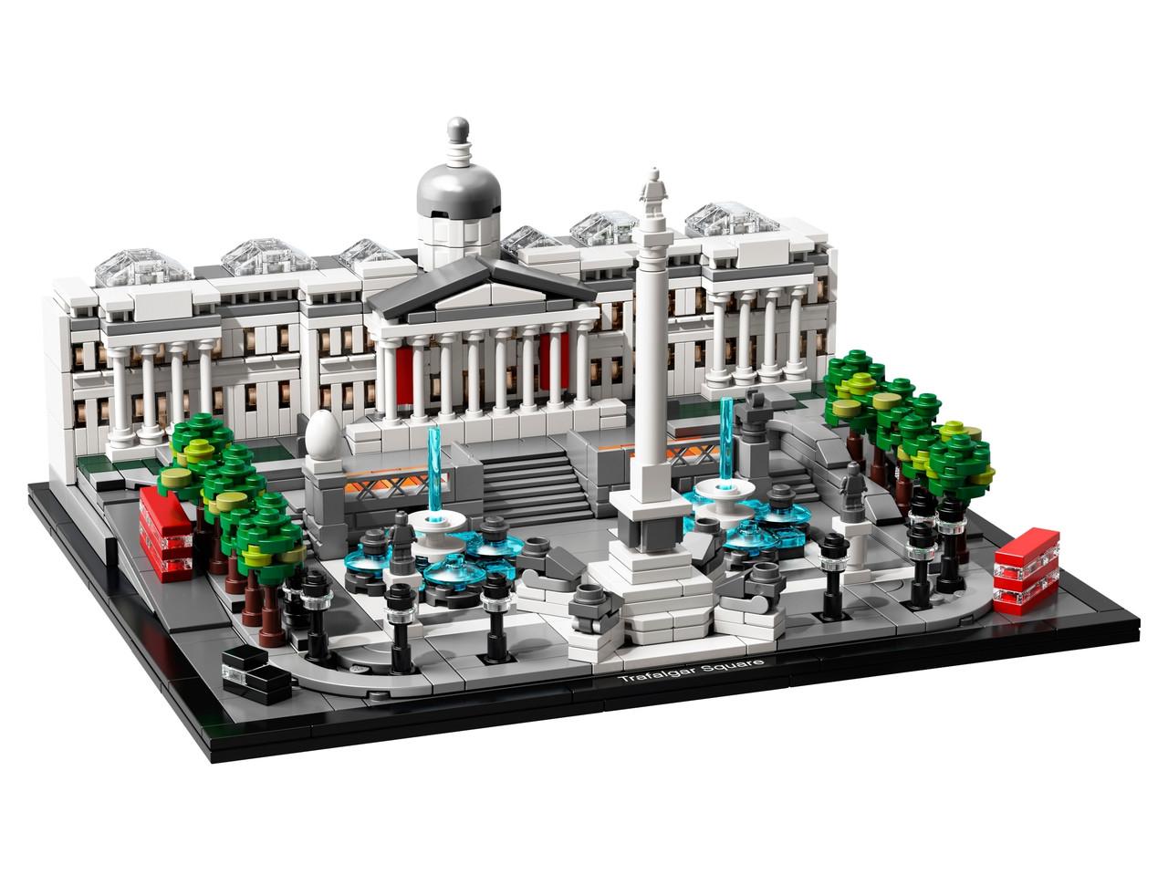 Конструктор LEGO Трафальгарская площадь 1197 деталей (21045)
