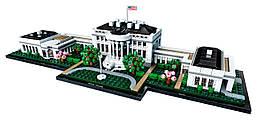 Конструктор LEGO Белый дом 1483 деталей (21054)
