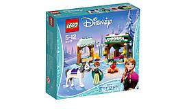 Конструктор LEGO Сніжна пригода Анни 153 деталей (41147)