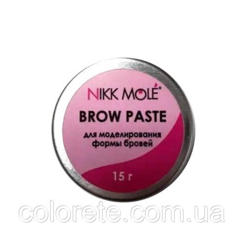 Brow Paste NikkMole, 15г.