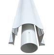 Профиль система для охлаждающих панелей., фото 4