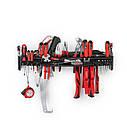Органайзер для інструментів настінний 610 х 160 х 45 мм INTERTOOL (BX-0002), фото 3
