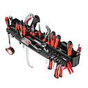 Органайзер для інструментів настінний 610 х 160 х 45 мм INTERTOOL (BX-0002), фото 4