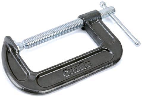 Струбцина C-типа 125 мм Onsite INSTCTCCC125000PO0