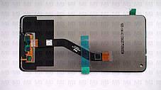 Дисплей с сенсором Samsung А215 Galaxy А21 Black, GH82-22836A, оригинал без рамки!, фото 3