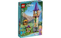 Конструктор LEGO Вежа Рапунцель 369 деталей (43187)