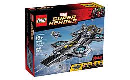 Конструктор LEGO Гелікарріер ЩІТ 2996 деталей (76042)