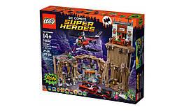 Конструктор LEGO Бетпещера - Класичне ТБ шоу 2526 деталей (76052)