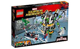 Конструктор LEGO Щупальцева пастка Доктора Восьминога 446 деталей (76059)