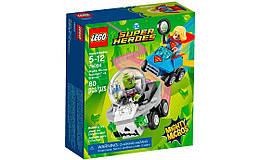 Конструктор LEGO Супердівчина проти Брейніака 80 деталей (76094)