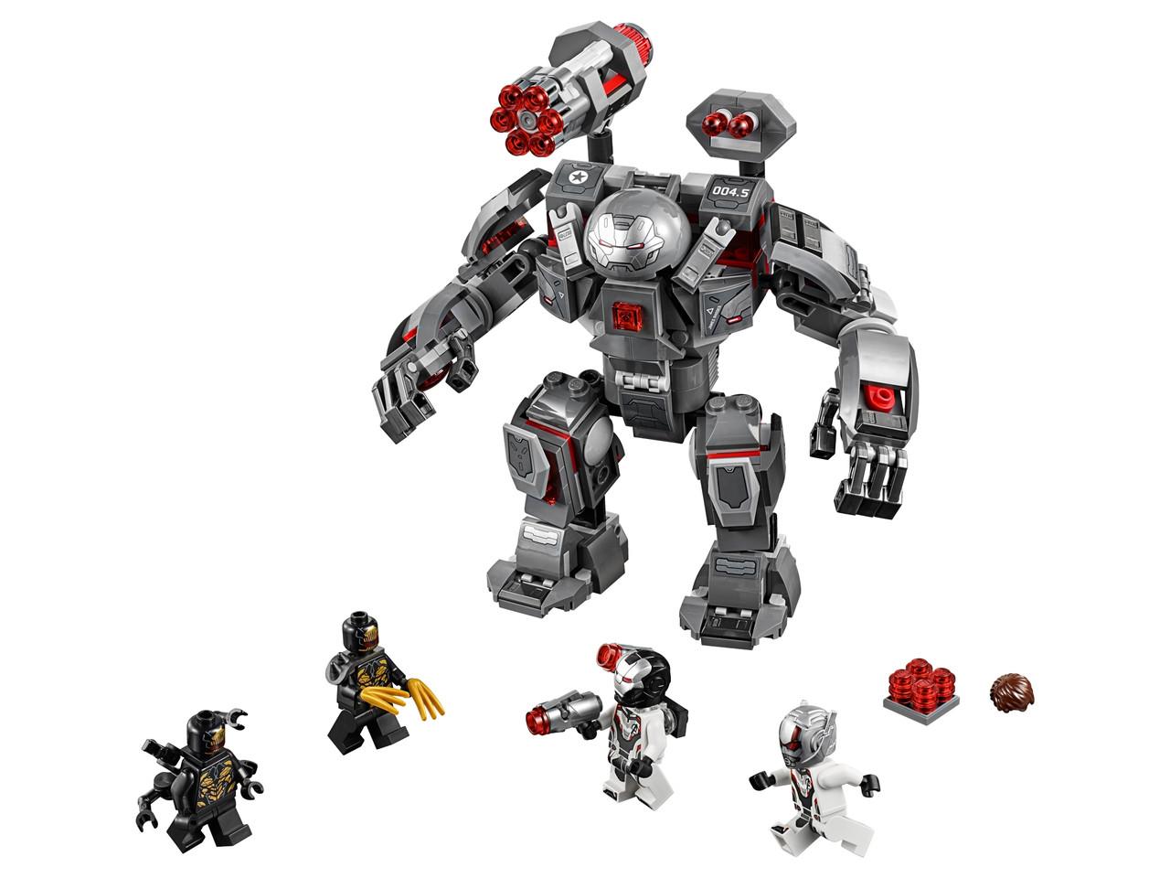 Конструктор LEGO Воитель 362 деталей (76124)