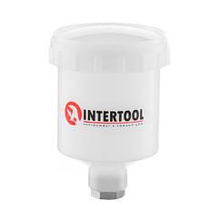 Бачок Пластиковый(125мл)Для Краскопульта(Пневматического)Краскораспылителя INTERTOOL PT-1900