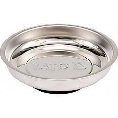 Магнитная Тарелка(Миска)110мм Для Автосервиса YATO YT-08295