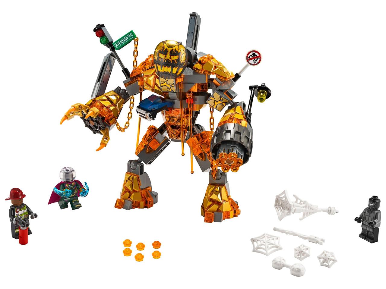 Конструктор LEGO Бой с Расплавленным человеком 294 деталей (76128)