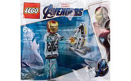 Конструктор LEGO Железный Человек и Dum-E 38 деталей (30452)