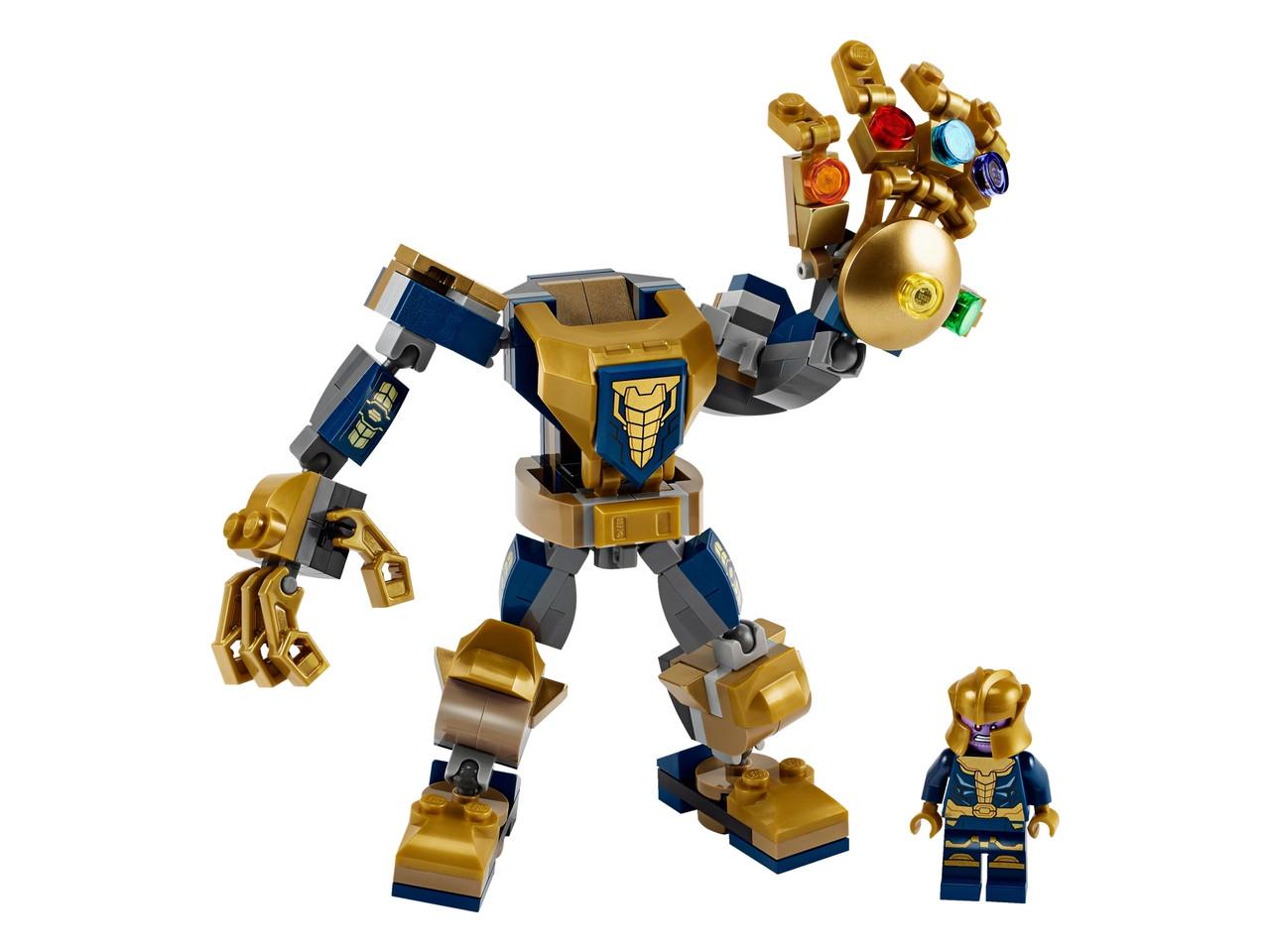 Конструктор LEGO Танос: трансформер 152 деталей (76141)