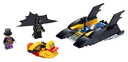 Конструктор LEGO Преследование пингвина 54 деталей (76158)