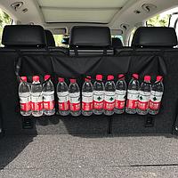 Органайзер для багажника автомобиля (сетка на спинку)