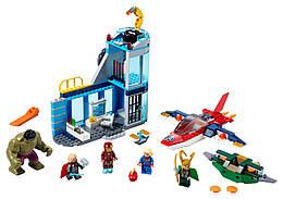 Конструктор LEGO Гнев Локи 223 деталей (76152)