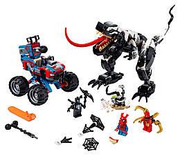 Конструктор LEGO Веномозавр Засада 640 деталей (76151)