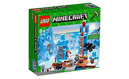 Конструктор LEGO Крижані шипи 454 деталей (21131)