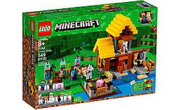 Конструктор LEGO Фермерський будиночок 549 деталей (21144)