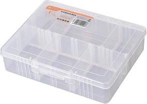 Органайзер для инструментов 190 х 160 х 50 мм TACTIX (INSBXBX01191650PT0)